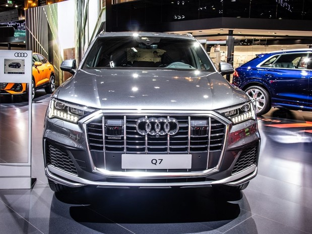 Five things you need to know about the Audi Q7