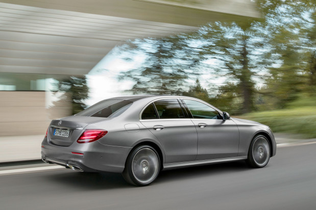 Get to Know: Mercedes E Class