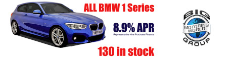 BMW 1 Series Finance Offer