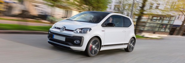 The New 2018 Volkswagen Up! GTI