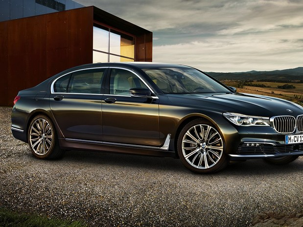 Get to Know: 2016 BMW 7 Series