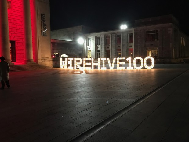 Wirehive 100 Winners!