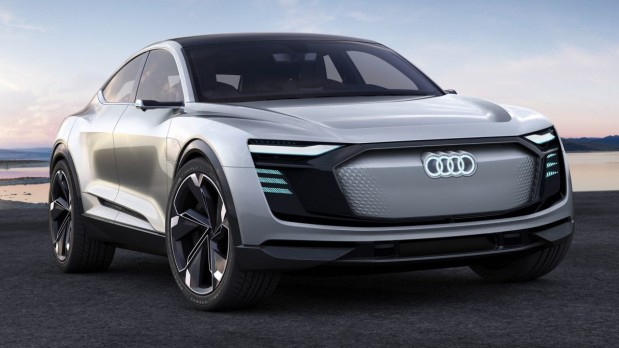 Audi Self-driving City Car