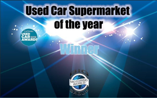 Big Motoring World Wins