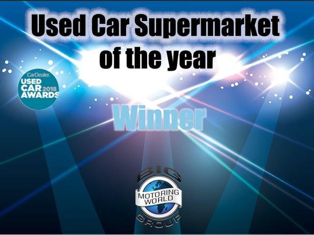 Big Motoring World Wins