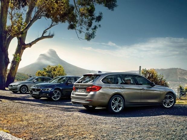 Get to Know: BMW 3 Series