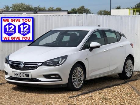 Vauxhall Astra ELITE NAV CDTI ECOFLEX S/S