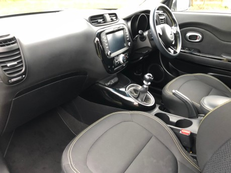 Kia Soul CONNECT PLUS SATNAV