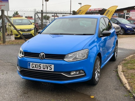 Volkswagen Polo SE DESIGN TSI