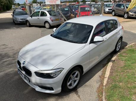 BMW 1 Series 118D SE Auto With Sat Nav