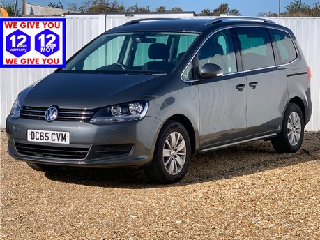 Volkswagen Sharan SE TDI BLUEMOTION TECHNOLOGY