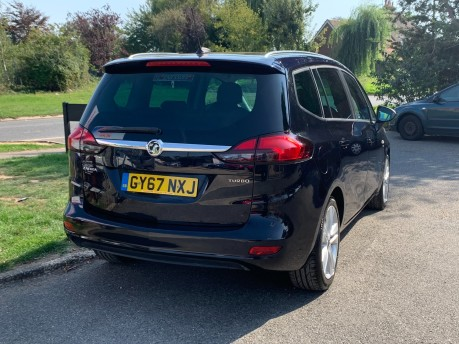 Vauxhall Zafira SRI