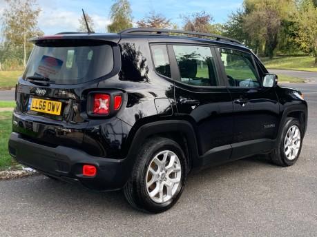 Jeep Renegade E-torQ LONGITUDE WITH SAT NAV