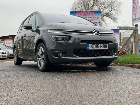 Citroen C4 Grand Picasso BLUEHDI VTR PLUS