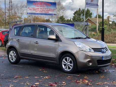 Nissan Note ACENTA AUTO