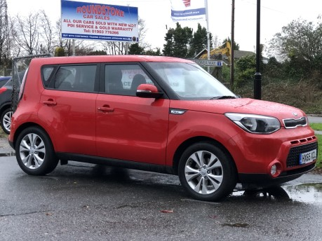 Kia Soul CRDI CONNECT AUTO