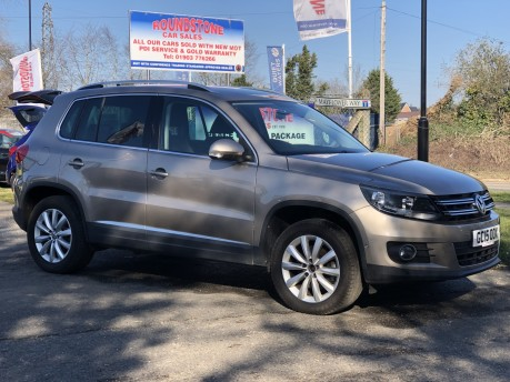 Volkswagen Tiguan MATCH TDI BLUEMOTION TECH 4MOTION DSG