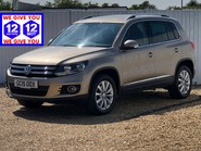 Volkswagen Tiguan MATCH TDI BLUEMOTION TECH 4MOTION DSG