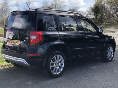 Skoda Yeti OUTDOOR S TDI CR