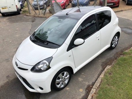 Toyota Aygo VVT-I MOVE WITH STYLE