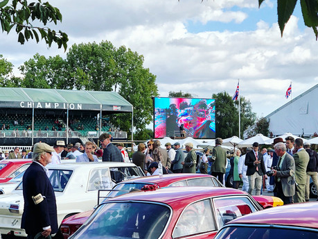 What's on at Goodwood in 2019?