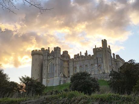 Explore Arundel's medieval castle this Spring