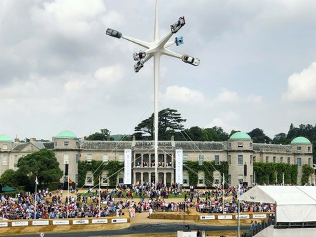 The 2019 Goodwood Festival of Speed is almost here...