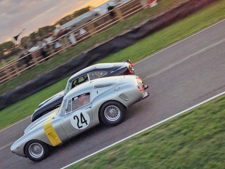 Step back in time at the Goodwood Revival