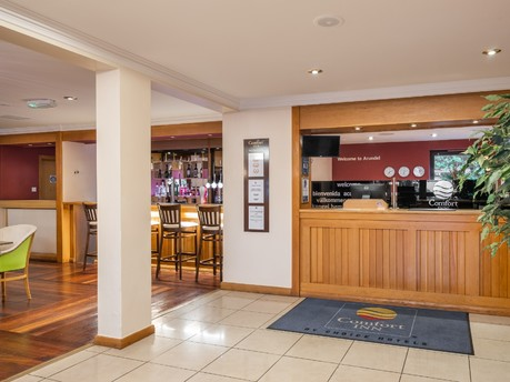 Welcome to Comfort Inn Hotel Arundel 5