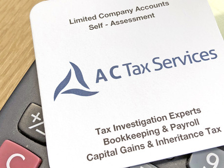 Welcome to A C Tax Services 3