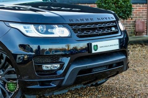 Land Rover Range Rover Sport V8 AUTOBIOGRAPHY DYNAMIC 16
