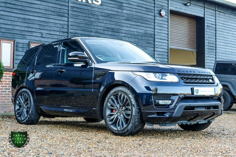 Land Rover Range Rover Sport V8 AUTOBIOGRAPHY DYNAMIC 21