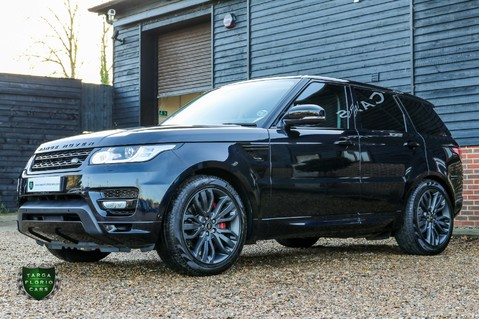 Land Rover Range Rover Sport V8 AUTOBIOGRAPHY DYNAMIC 22