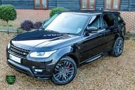 Land Rover Range Rover Sport V8 AUTOBIOGRAPHY DYNAMIC 25