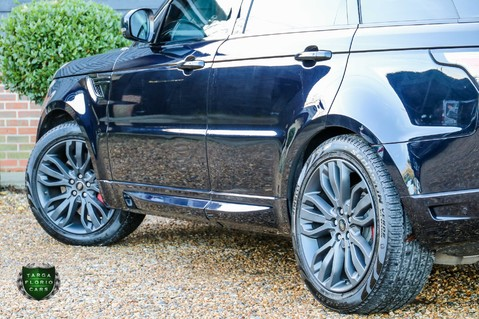 Land Rover Range Rover Sport V8 AUTOBIOGRAPHY DYNAMIC 28