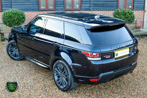 Land Rover Range Rover Sport V8 AUTOBIOGRAPHY DYNAMIC 29