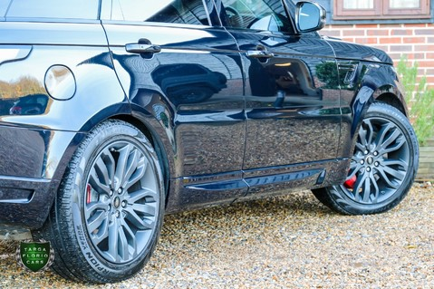 Land Rover Range Rover Sport V8 AUTOBIOGRAPHY DYNAMIC 37