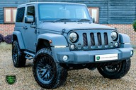 Jeep Wrangler V6 RUBICON Kahn Conversion 13