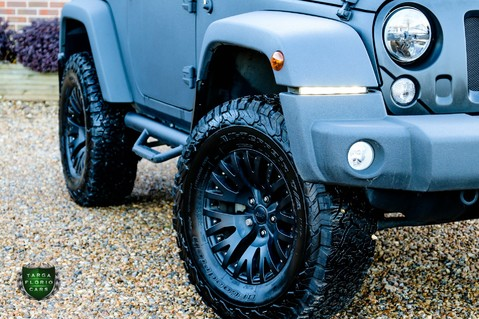 Jeep Wrangler V6 RUBICON Kahn Conversion 14