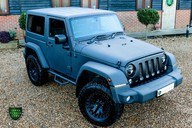 Jeep Wrangler V6 RUBICON Kahn Conversion 16