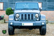 Jeep Wrangler V6 RUBICON Kahn Conversion 17