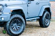 Jeep Wrangler V6 RUBICON Kahn Conversion 20