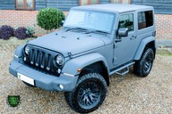 Jeep Wrangler V6 RUBICON Kahn Conversion 22