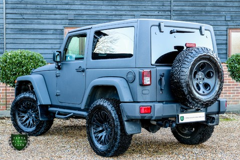 Jeep Wrangler V6 RUBICON Kahn Conversion 25