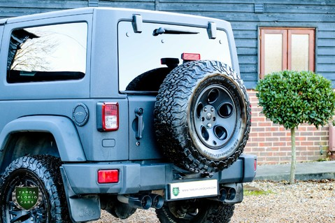 Jeep Wrangler V6 RUBICON Kahn Conversion 27