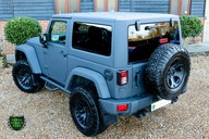 Jeep Wrangler V6 RUBICON Kahn Conversion 28