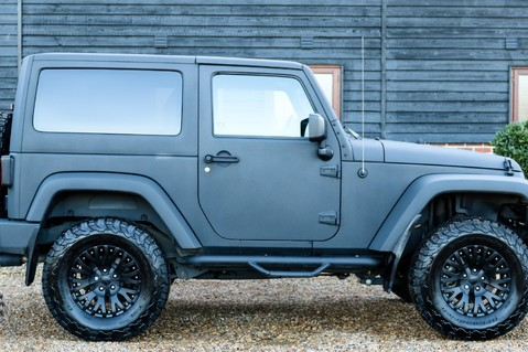 Jeep Wrangler V6 RUBICON Kahn Conversion 38