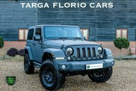 Jeep Wrangler V6 RUBICON Kahn Conversion 1