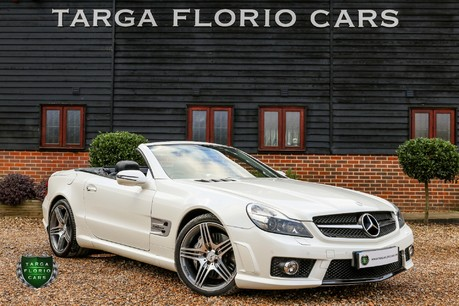Mercedes-Benz SL Series SL63 AMG