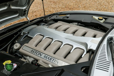 Aston Martin DB7 VANTAGE 23